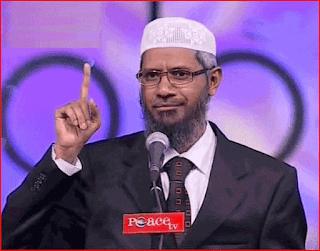 kabar gembira, dr zakir naik bulan april ini mengadakan talk show di UMY