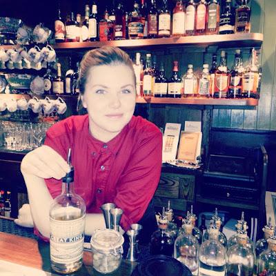 Interview with Mia Johansson, Bar Swift, Trader Magnus