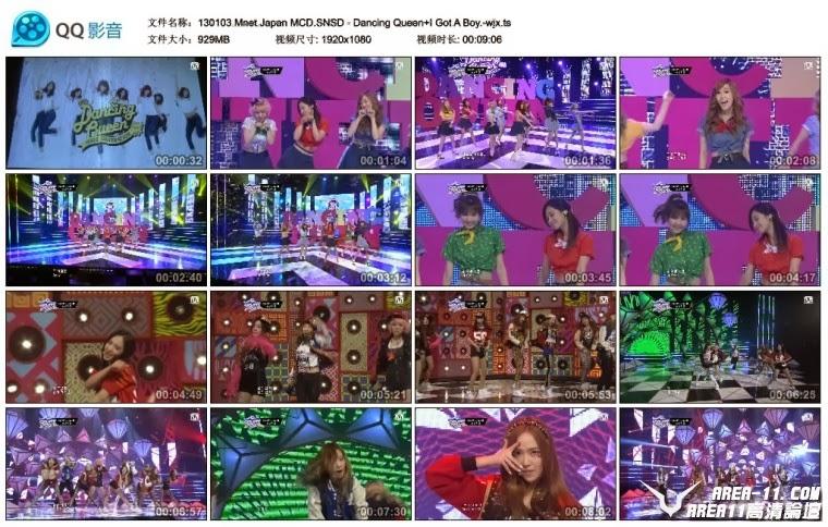[Show] 130103 SNSD Mnet Japan MCD