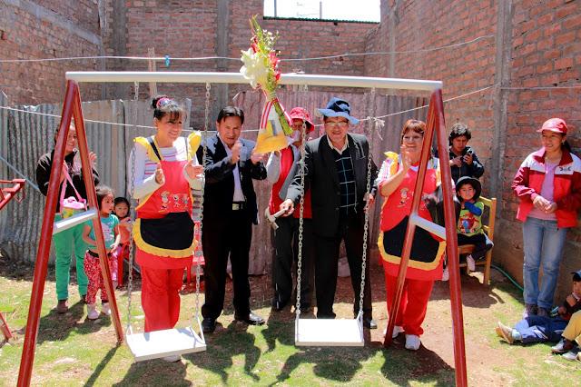 PARTICIPAN EN INAUGURACIÓN DE JUEGOS MECÁNICOS DEL PIETBAF DE SAÑOS CHICO