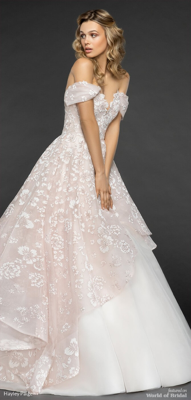 Hayley Paige Fall 2018 Bridal Collection - World of Bridal