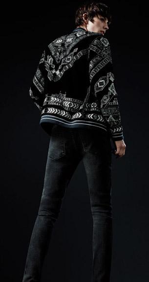 hombre fiesta ropa Zara