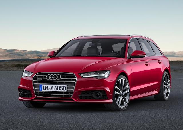 Hasil gambar untuk Audi A6 Avant 2017