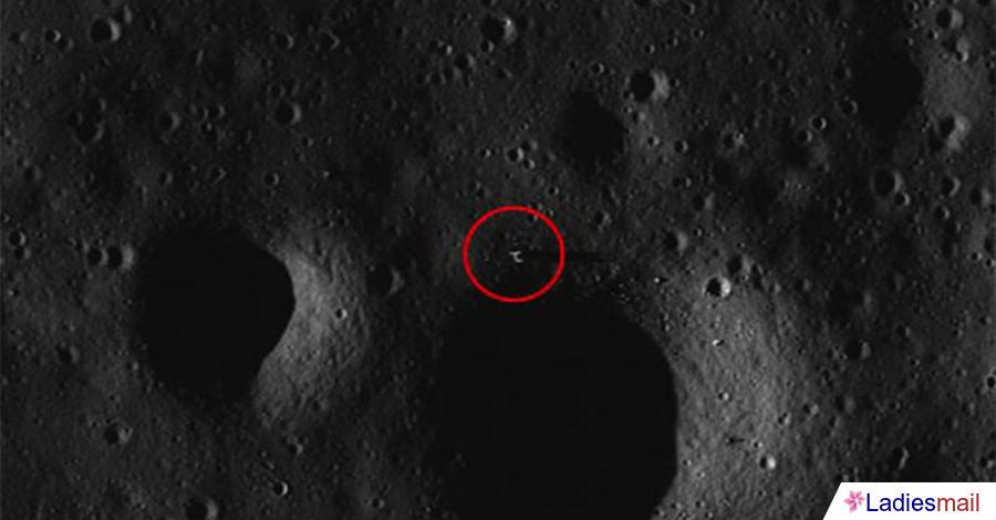 Kerajaan Alien Berhasil di Potret Oleh Satelit Pengorbit Bulan