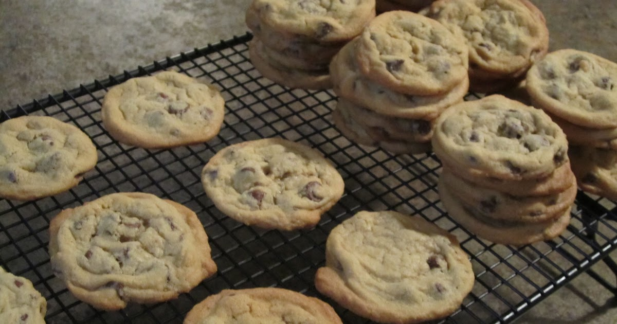 Food Network Best Thing I Ever Made Chocolate Chip Cookies