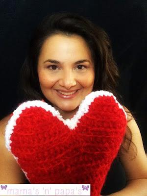 crochet a heart