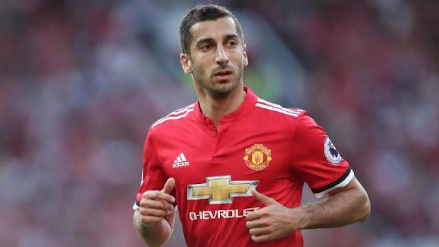 Henrikh Mkhitaryan Dianggap Kunci United Untuk mengejar Alexis Sanchez