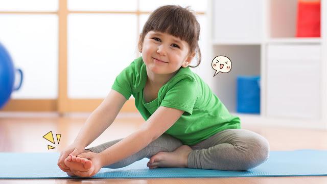 Inilah Cara Membiasakan Anak Gemar Berolahraga, Para Orang Tua Wajib Tahu