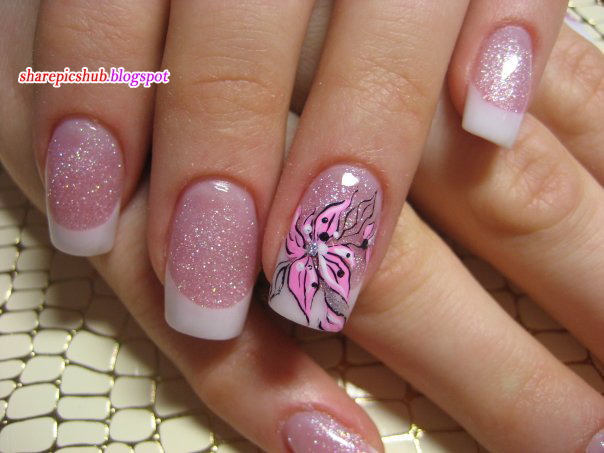 Latest and Beautiful Nail Paint Designs For Women
