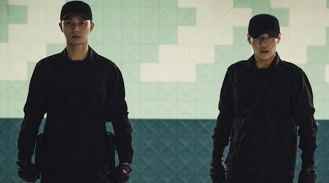 midnight runners korean movie still