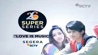 Lagu Aliando OST Sinetron Love Is Music