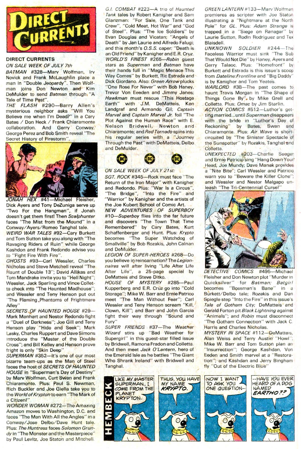 Detective Comics (1937) 495 Page 20