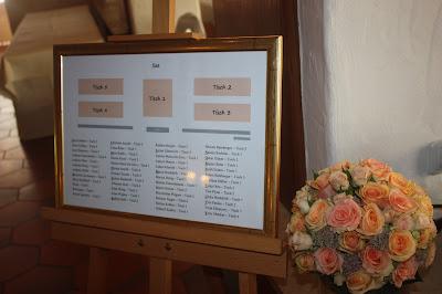 Tischplan - Peach & Pastell, Pfirsich, Rosa und Pastell, Sommerhochzeit im Riessersee Hotel Garmisch-Partenkirchen, Bayern, Wedding in Bavaria, Germany, lake side summer wedding
