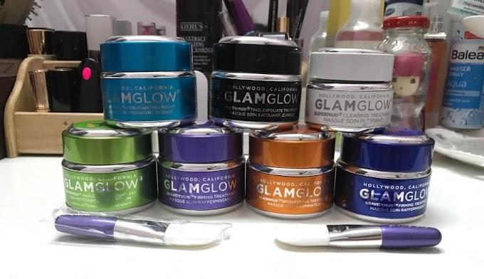 Review mặt nạ Glam glow- đẹp, sang chảnh và cực ưng