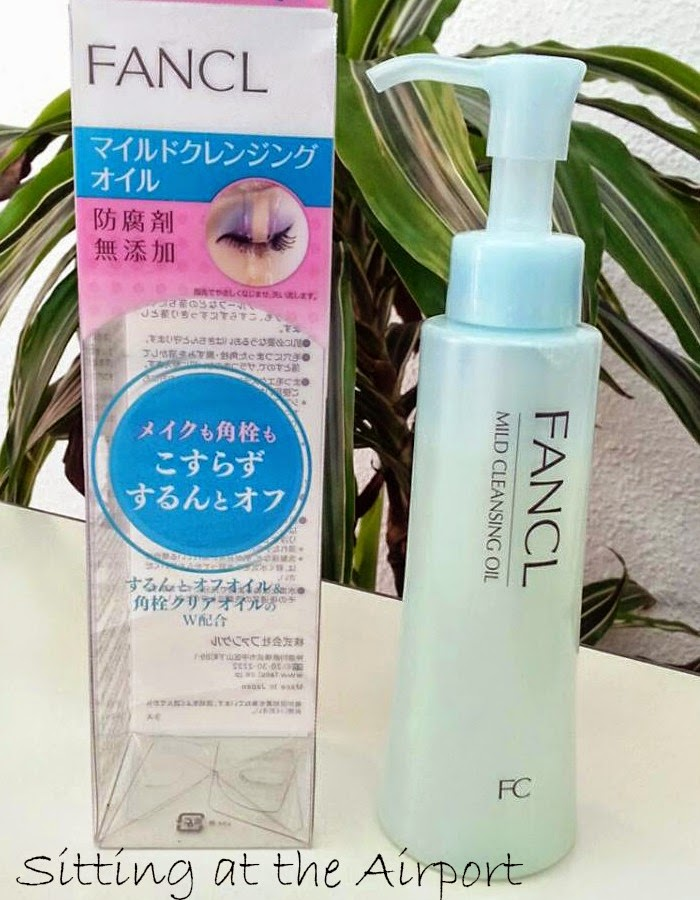 Es una nueva  Limpiadora Suave, aceite que disuelve y elimina el maquillaje más duro