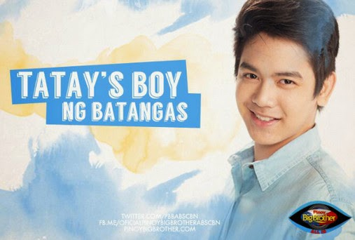 PBB All In Housemates, Pinoy Big Brother Housemates, Joshua Garcia
