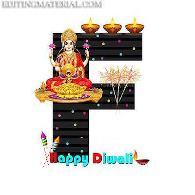F name diwali image