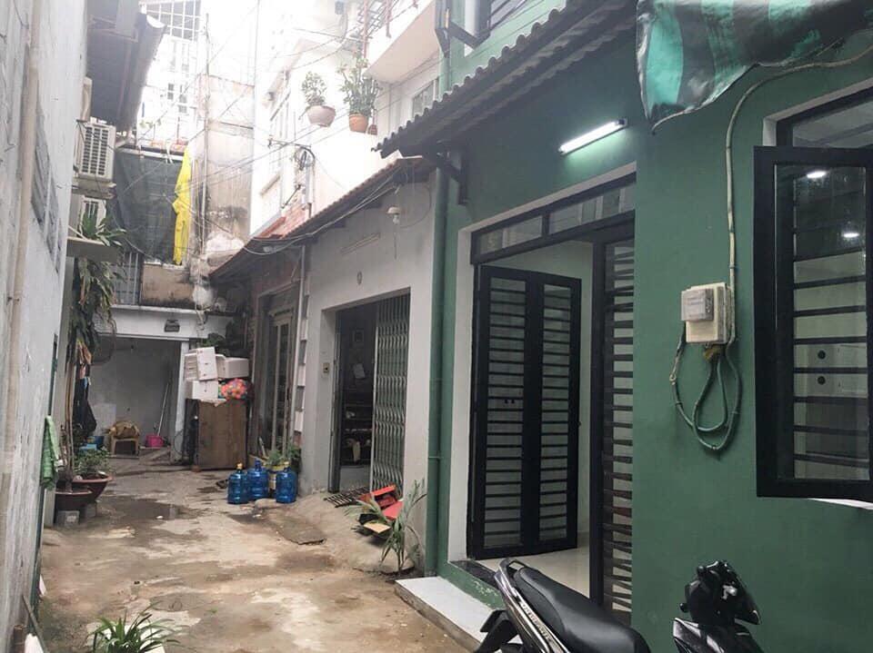 Bán nhà hẻm 461 Âu Cơ phường Phú Trung quận Tân Phú. DT 4,2x7m