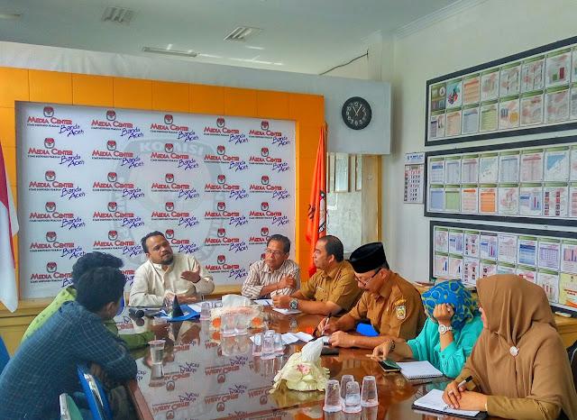 10 Sekolah di Banda Aceh Mendapat Sosialisasi Pilkada 2017
