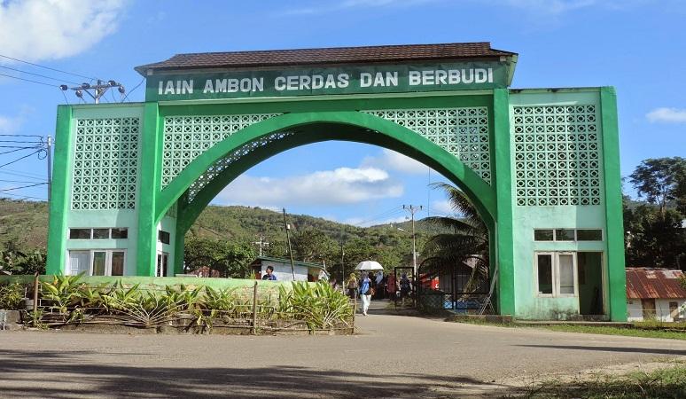 PENERIMAAN MAHASISWA BARU (IAIN AMBON) 2018-2019 INSTITUT AGAMA ISLAM NEGERI AMBON