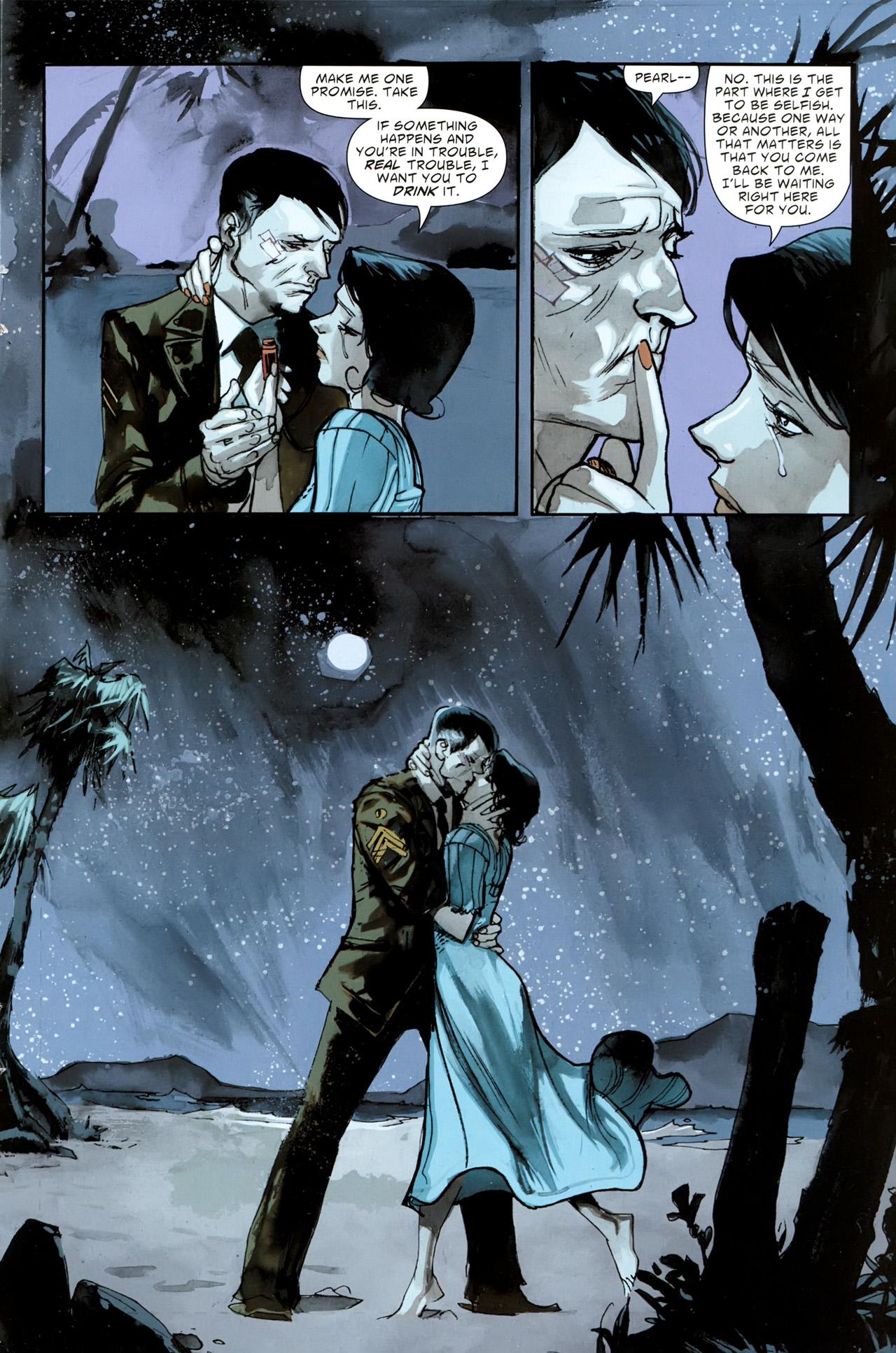 Read online American Vampire comic -  Issue #13 - 17