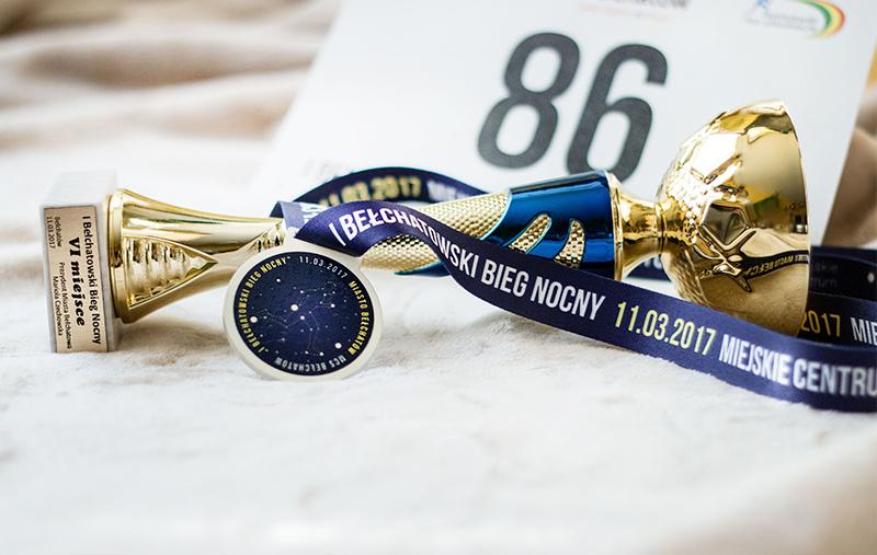 running trophy Bełchatów
