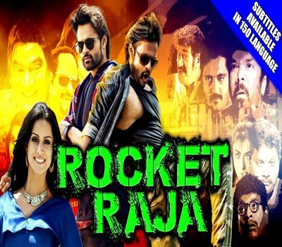 Rocket Raja (2018) Hindi Dubbed 720p
