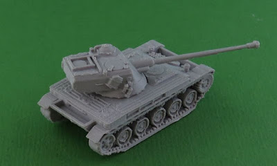 French AMX-13 Light Tank picture 2
