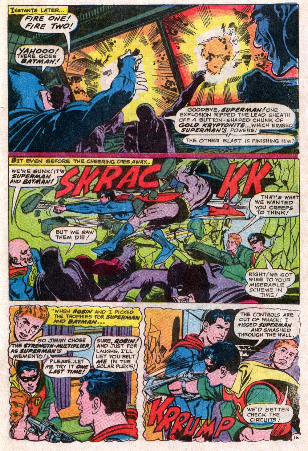 Read online World's Finest Comics comic -  Issue #175 - 21