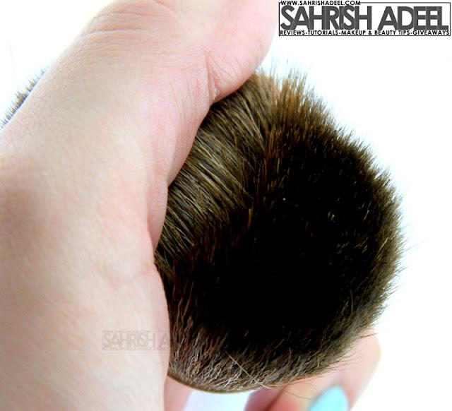 Full Coverage Kabuki Brush by Mineral Hygienics