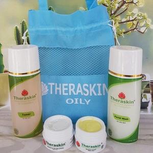 Paket Theraskin Oily Supplier Kosmetik Agen Kosmetik