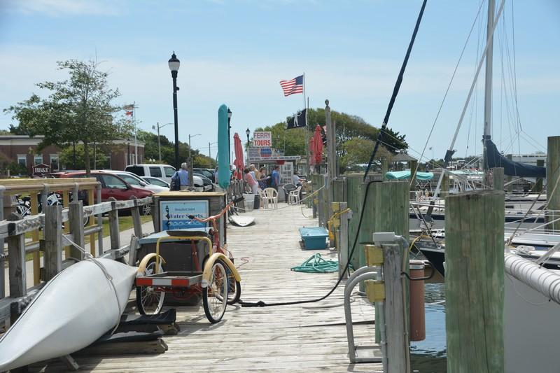 Port Beaufort Caroline du Nord