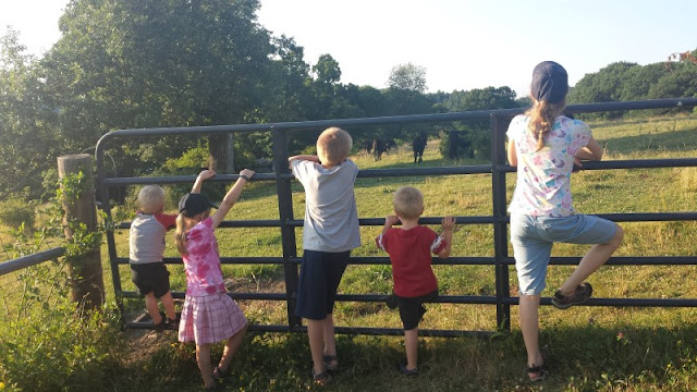 One-on-one time is the holy grail of parenting... or is it?  {posted @ Unremarkable Files}