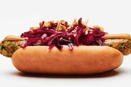 Vegan Veggie Dogs