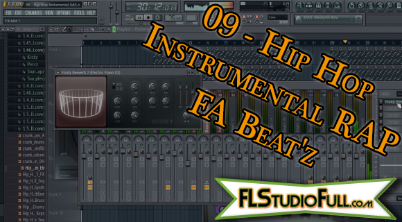 09 - Hip Hop Instrumental RAP - FA Beat'z