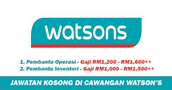 WATSON'S MALAYSIA