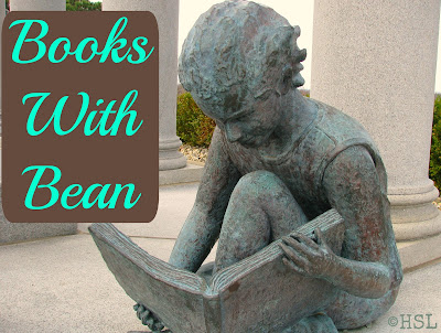 Books With Bean, book reviews by teens, Dinah Harris Mysteries
