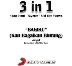 Hijau Daun, Vagetoz, Kiki The Potters
