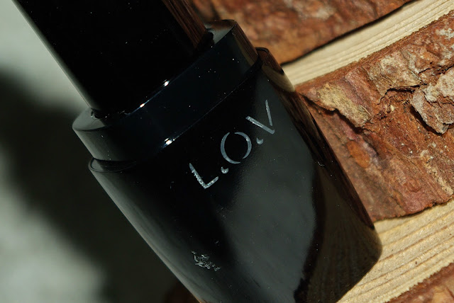 [Beauty] L.O.V. Lip affair Color & Care Lipstick N° 510 Silvia´s Coral