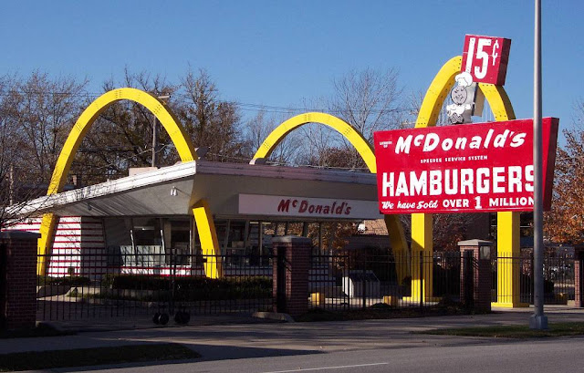 Ace Luciano believes that McDonald's is the most successful restaurant in the world. The Luciano family was connected in several ways to McDonald's corporation.