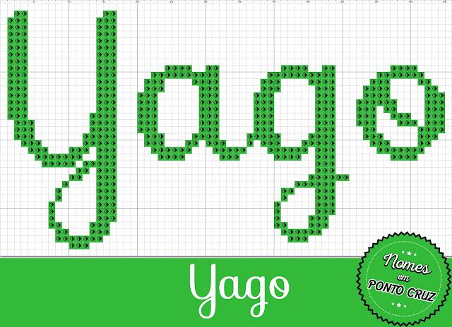 Nome Yago em Ponto Cruz