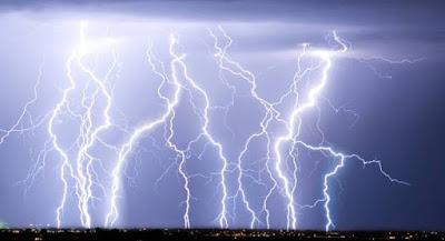Electricidad en la naturaleza