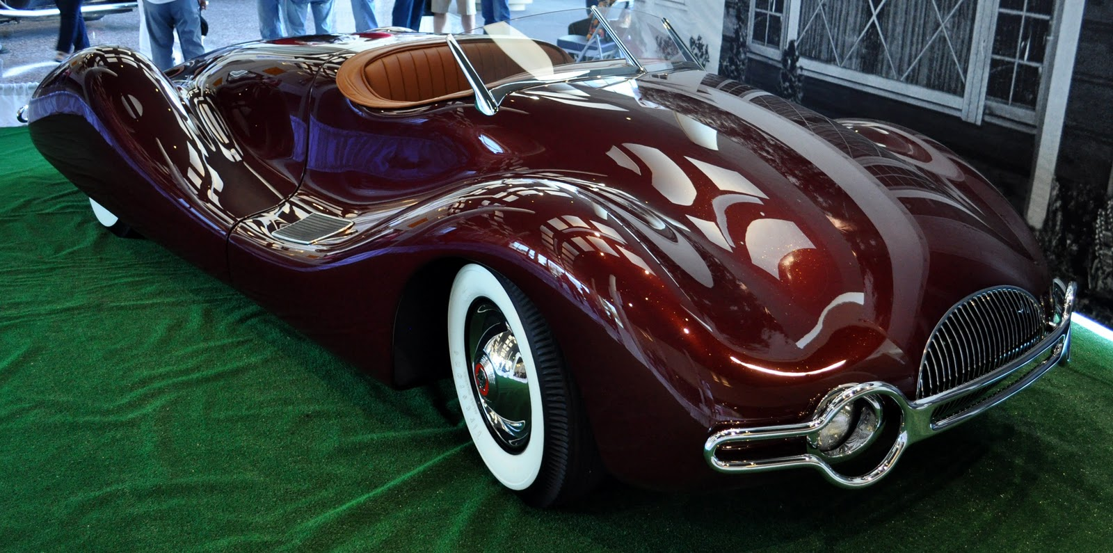 Car Specials: Just A Car Guy: The 1948 Norman Timbs Special