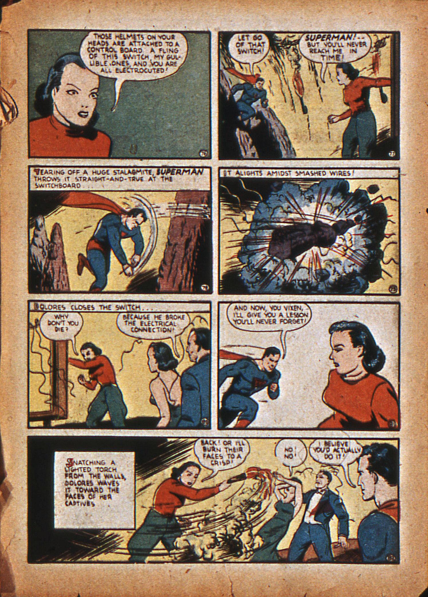 Action Comics (1938) 20 Page 13
