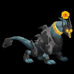 Dragon Seigneur des Ténèbres