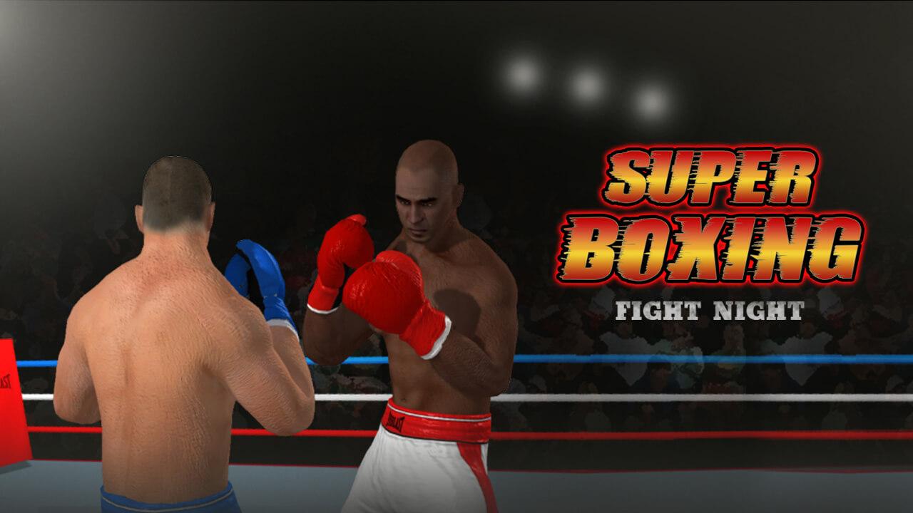 Süper Boks Dövüş Gecesi - Super Boxing Fight Night