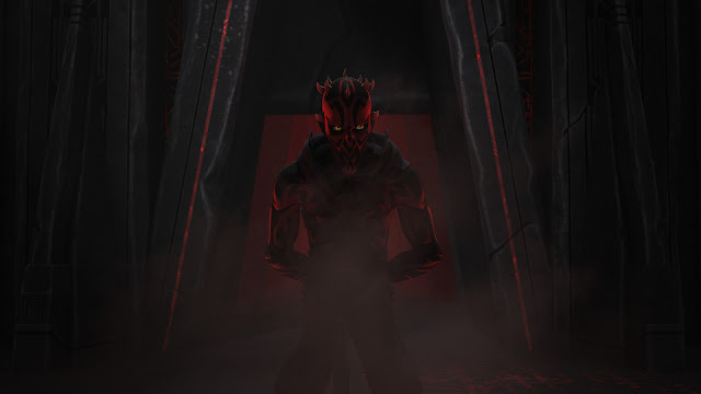 STAR WARS REBELS - ONE-HOUR SEASON TWO FINALE