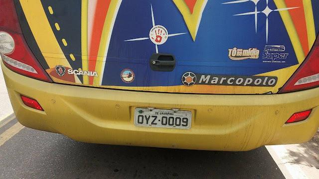 Acidente com ônibus da banda Mala 100 Alça deixa um morto em Picos