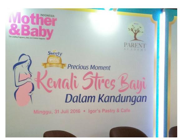 Hamil Tanpa Stress, Ibu Bahagia Bayi Ceria