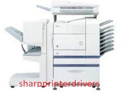 Sharp MX-M350U Printer Driver Download